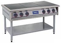Плита электрическая Кий-В ПЕ-6 для профессиональной кухни