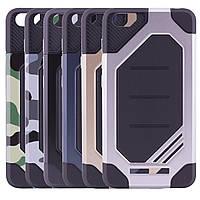 Защитный силиконовый чехол MOTOMO (Military) для Xiaomi Redmi 4a
