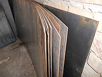 Лист металлический стальной  (1.5мм) 1000*2000