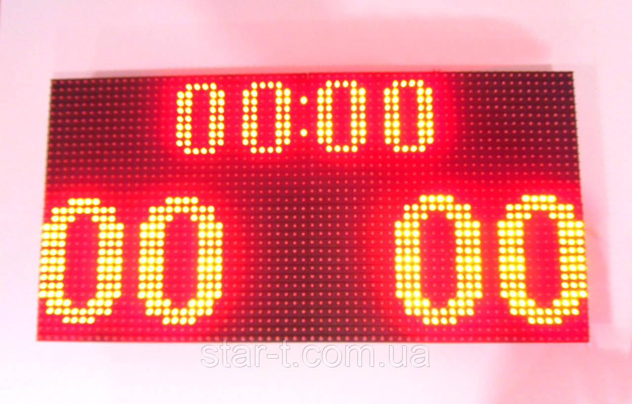 Футбольное светодиодное табло