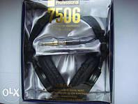 наушники Sony MDR-7506 Professional