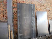 Лист стальной металлический  ( 3мм ) 1000*2000мм