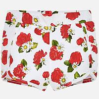 Красочные шорты для лета на девочку MAYORAL