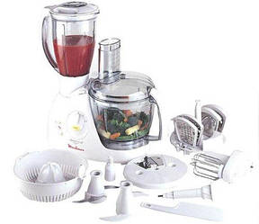 Кухонный комбайн Moulinex Ovatio 3 Duo Press 3 AT7 A7 700W
