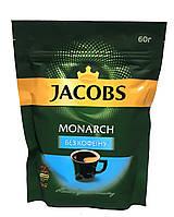 Кофе растворимый без кофеина Jacobs Monarch 60 г (465)