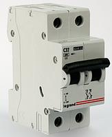 Автоматический выключатель Legrand 2р  20А