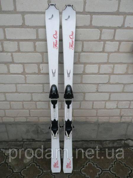 Лижі Head Fine One rower carbon jacket, довжина 152 см