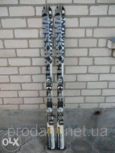 Лижі Salomon Crossmax7 160 см
