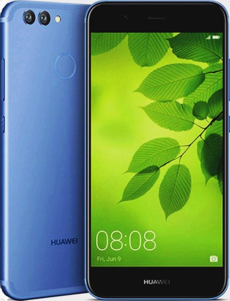 Смартфон Huawei Nova 2 4/64Gb Blue 4G