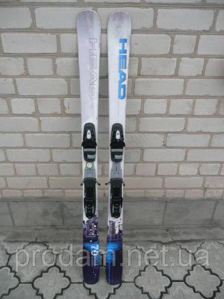 Лыжи Head mojo 70 Freestale, Freeride, Twin Tip, длинна - 145 см