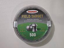 Пули 4,5 мм Люман Field Target 0,68 г (500 шт.)