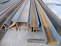 Швеллер стальной металлический 100мм