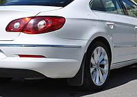 Брызговики  Volkswagen  Caddy 04- (задние-2шт)