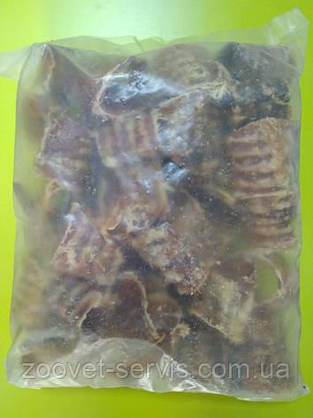Лакомство Трахея говяжья Собачье счастье 500г, фото 2
