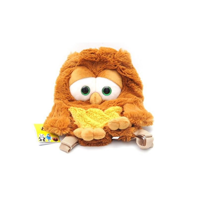 М'яка іграшка-рюкзак Сова ВІК НАТ