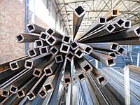 Труба стальная металлическая профильная 15*15*1.8мм.