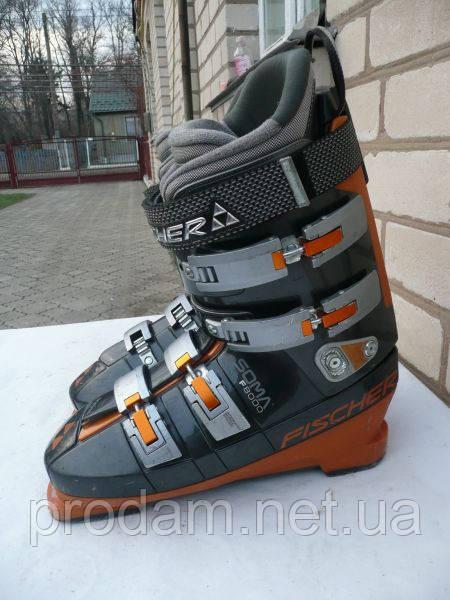 Лыжные ботинки (Боты) Fischer 29.0 - 30.5 см