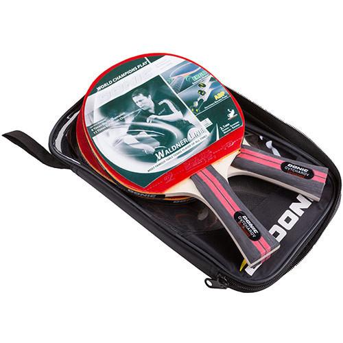 Набір для настільного тенісу Donic (2 ракетки в чохлі) Репліка