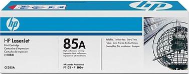 Заправка картриджа CE285A