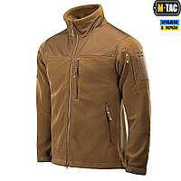 Куртка M-TAC Alpha Microfleece Gen.II coyote brown, XL