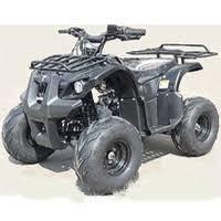 Квадроцикл SPARK SP110-3 черный