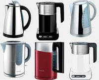 Як вибрати електричний чайник - поради покупцям.