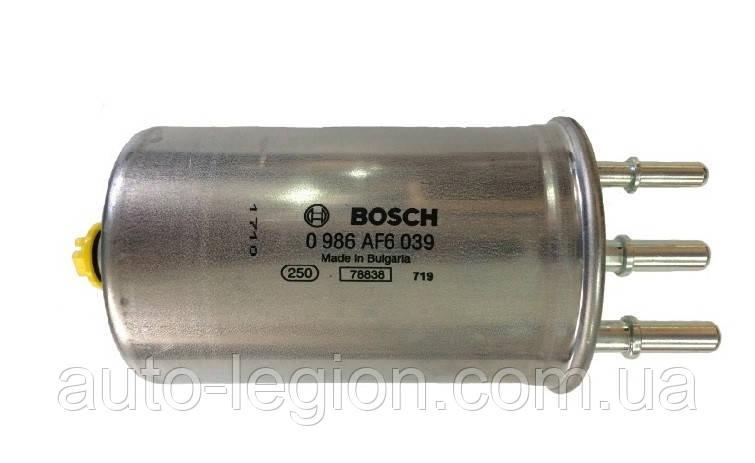 Паливний фільтр Ford Transit Connect 66 kw/ 90 PS Bosch