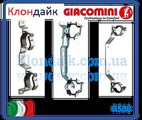Giacomini Регулируемый кронштейн для модулируемых коллекторов DN 32
