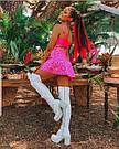 ❤️ Канекалон для афро кос ❤️ красный, фото 6