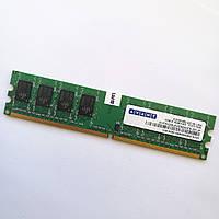 Оперативная память Avant DDR2 1Gb 800MHz PC2 6400U CL6 (AVF6428U52E6800F9-SPJP) Б/У