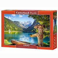 "Пазлы ""Озеро Гозау. Австрия, Gosausee, Austria"""