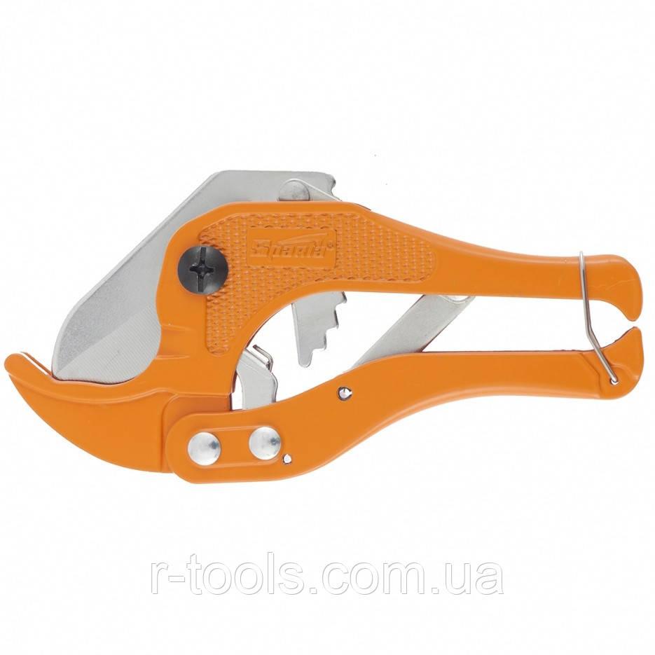 Ножницы для резки изделий из пластика 180 мм D до 42 мм SPARTA 78400