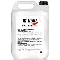 """Жидкость для генератора мыльных пузырей """"Premium"""" M-Light, 5л"""