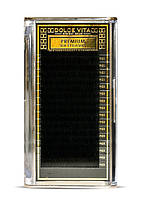 Ресницы изгиб  CC,0,15мм, 12мм DOLCE VITA Extension deluxe