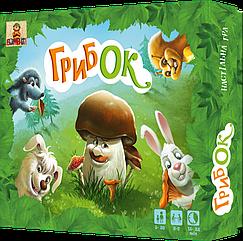 Настільна карткова гра Грибок Bombat 800170