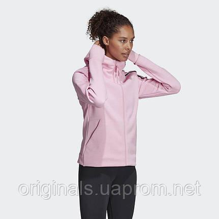 Женская толстовка Adidas Z.N.E. Fast Release W DT9397  , фото 2