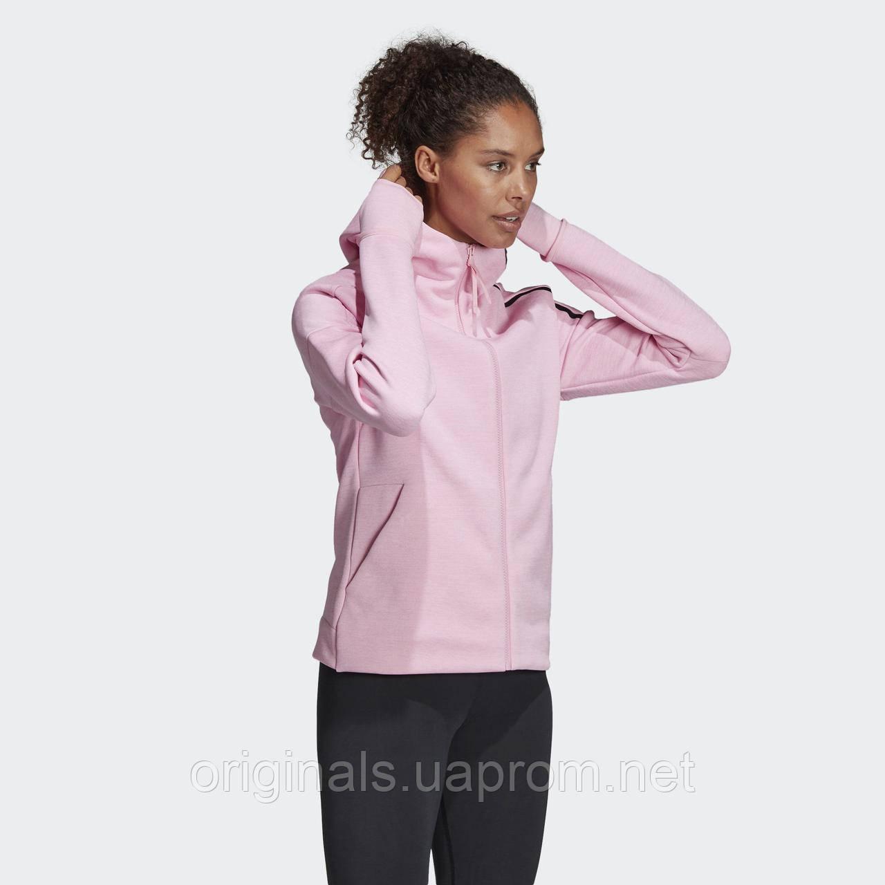 Женская толстовка Adidas Z.N.E. Fast Release W DT9397