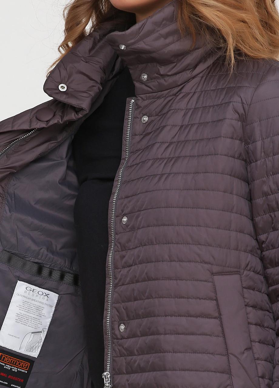f514aae2f Куртка, женская GEOX цвет серый размер 40 48 арт W6420PT2163F1069 ...