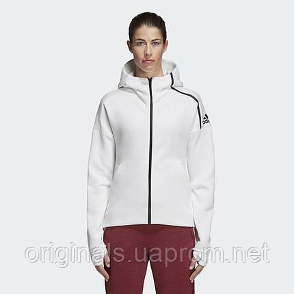 Женская толстовка Adidas Z.N.E. Fast Release W DN8508  , фото 2