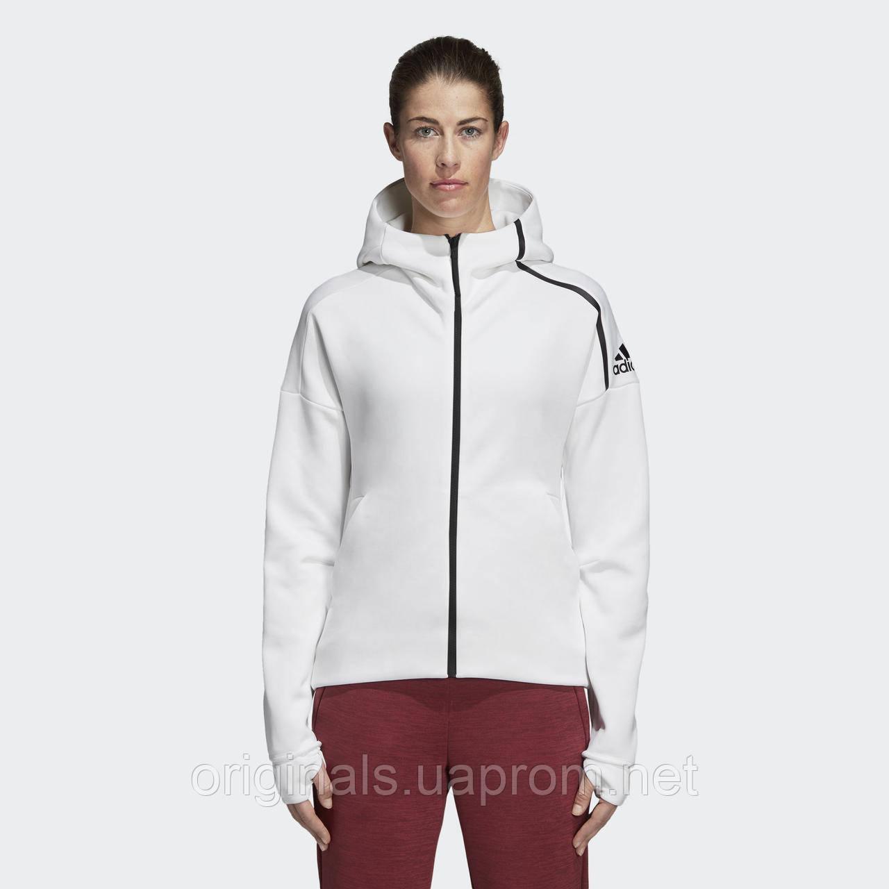 Женская толстовка Adidas Z.N.E. Fast Release W DN8508