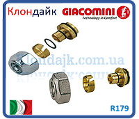 Giacomini Переходник для трубы 3/4х(16х2,0)