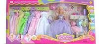 Кукла Defa с одеждой, обувью и аксессуарами
