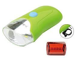 Велосипедный фонарик X-Balog BL-308