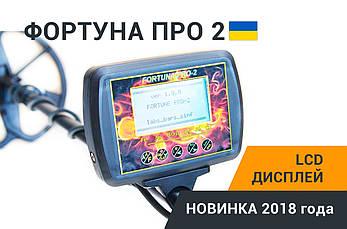 Металлоискатель Металошукач Фортуна ПРО-2 LCD-дисплей 7*4 FM трансмиттер,металоискатель, фото 2