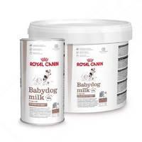 Заменитель молока для щенков Роял Канин Бебидог Милк Royal Canin Babydog Milk 400гр.