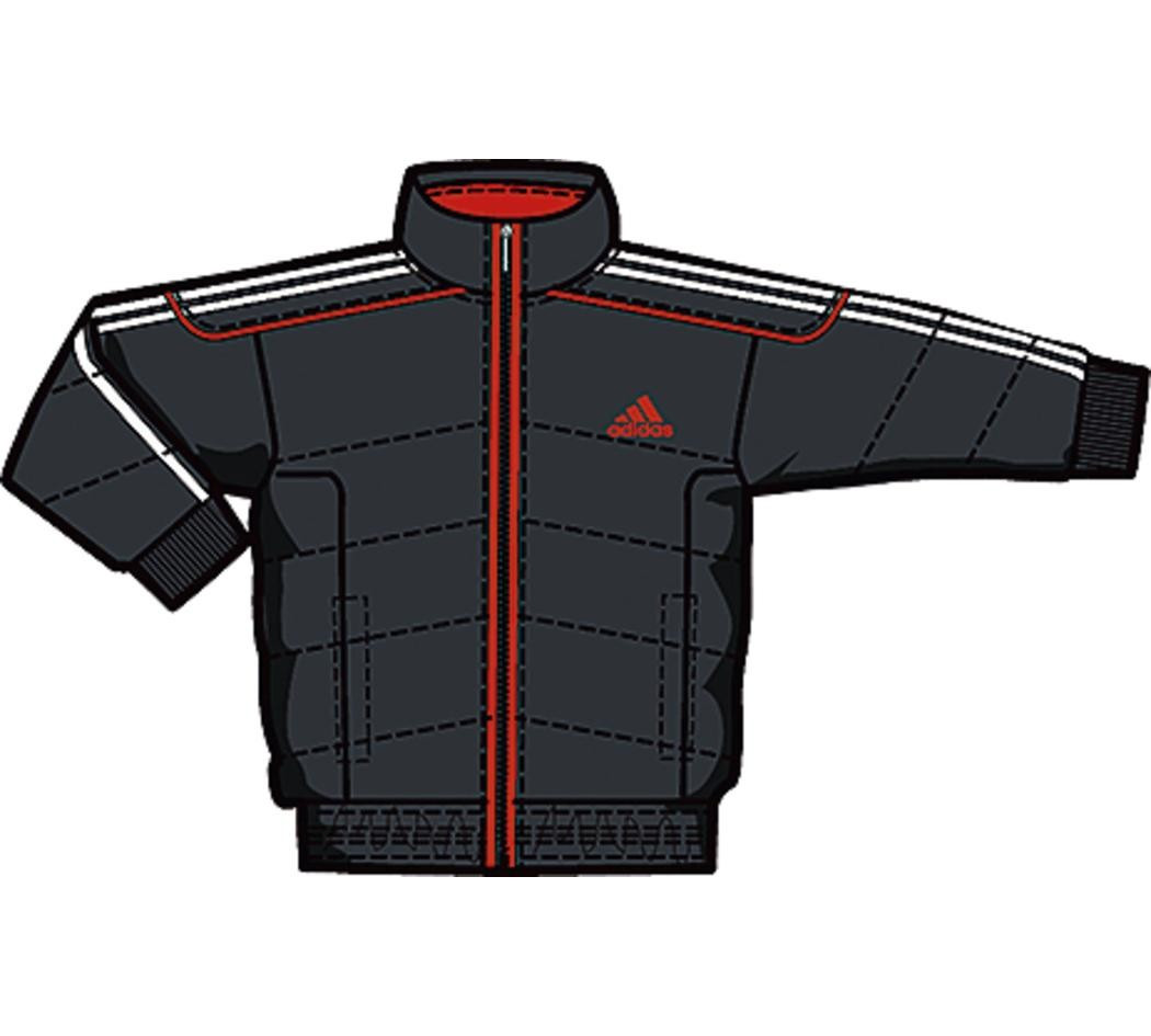 Куртка детская Adidas Little Boys Jacket P90684 адидас