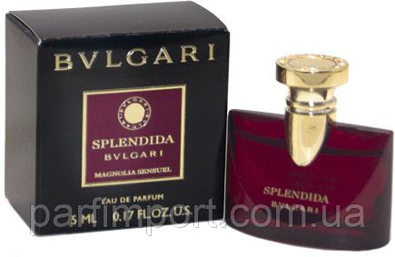 Bvlgari Magnolia Sensuel EDP 5 ml  парфюмированная вода женская (оригинал подлинник  Италия)