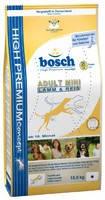 Сухой корм для собак Bosch Adult Mini Lamb & Rice 3 кг.