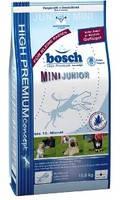 Сухой корм для собак Bosch Junior Mini 15 кг.
