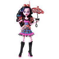 Кукла Monster High Freaky Fusion Dracubecca Doll, Монстер Хай Слияние монстров,  Дракубекка.